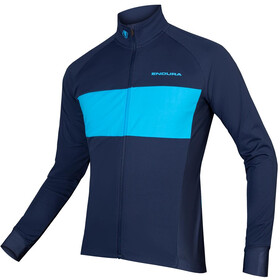 Endura FS260-Pro Jetstream II LS Jersey Men marine blue